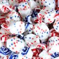 All American Stars Patriotic Salt Water Taffy