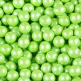 Lime Green Shimmer Pearl Sixlets