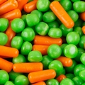 Jelly Belly Peas & Carrots Mellocreme Candy