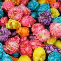Rainbow Candy Coated Popcorn - 4 oz Bag