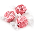 Red Licorice Salt Water Taffy - Red & White