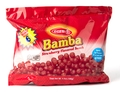 Passover Bamba Strawberry Snack - 6 Pack (Kitniot)
