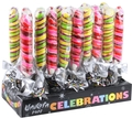 3.2 oz Unicorn Pops Celebrations - 18CT Box