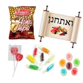 Family Time Parsha Candy Weekly Subscription