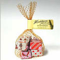 Valentine Milk Chocolate Gifts Mesh Bags - 24CT Tub