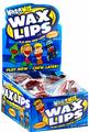 Wack-O-Wax Lips Candy - 24CT Box