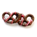 Valentine Drizzled Delights Chocolate Pretzels