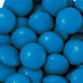 Blue M&M's Chocolate Candy