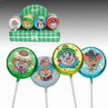 Milk Chocolate Clown Pops - 40CT Display Box