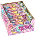 Cotton Candy Bubble Gum 5-Pc Tubes (36CT Case)