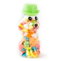 Dog Bottle with Cowboy Hat - 12CT Box