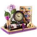 Happy Hours Desk Clock