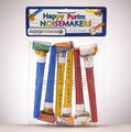 Happy Purim Noisemakers - 6-Pack