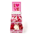 Mother's Day Candy Gift Tower