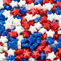 All American Stars Pressed Candy - 2 LB Bag