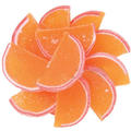 Peach Jelly Fruit Slices - 5 LB Box