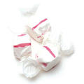 Peppermint Salt Water Taffy -  Red & White