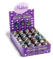 Milk Chocolate Spooky Spiders - 60CT Case