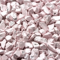Pink Sapphire Chocolate Rocks Nuggets