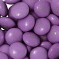 Purple M&M's Chocolate Candy