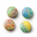 Pucker Pieces Candy Tablets - Tie-Dye