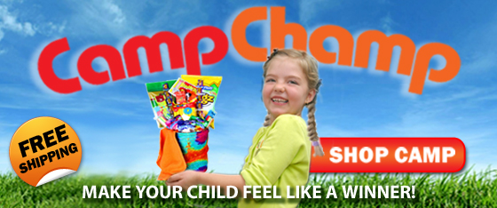 Camp care packages provide entertainment and fun for your child while they are away at camp.