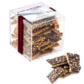 Gourmet Hand-Made Cookie Brittle - Chocolate & Nuts