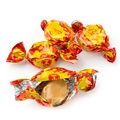 Butter Toffee Chewy Candy Filled With Peanut Butter - 1LB Bag