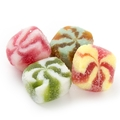 Double Flavor Swirl Jelly Candy - 2.2 LB Bag