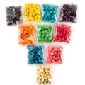 Assorted Pack Candy Coated Popcorn - 10CT