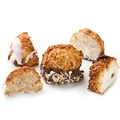 Gluten Free All Natural Assorted Coconut Macaroons - 8-Pack