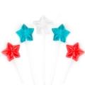 Patriotic Stars Twinkle Pops