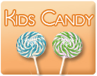 Kids Candy Shoppe & Countertop Items