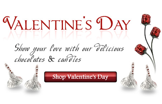 Valentine's Day Candy, Valentine's Day Chocolate & Gifts