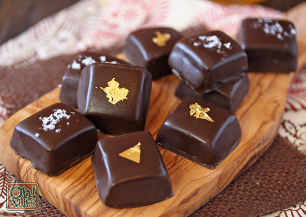 Chocolate Covered Caramels