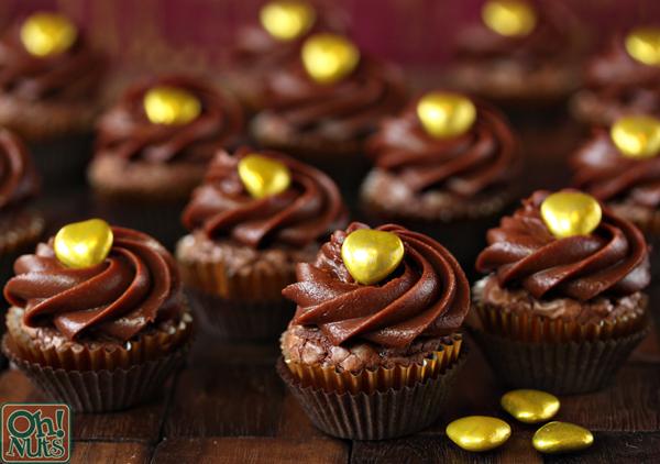 Easy Nutella Cu... Easy Nutella Cupcakes