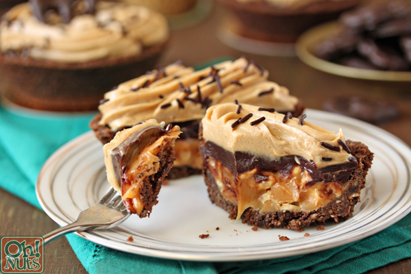 Insane Candy Bar Pies Recipe