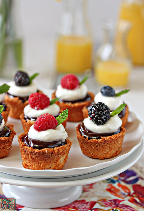 Coconut Macaroon Tarts For Passover Gluten Free Recipe