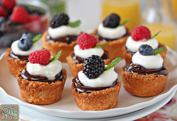 Coconut Macaroon Tarts for Passover - Gluten Free Recipe ...