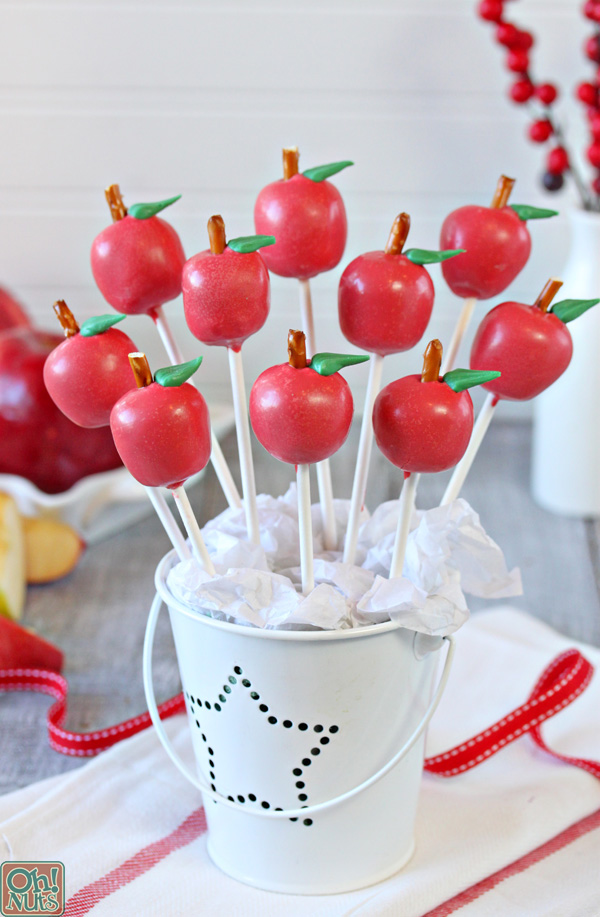How to make Apple Cake Pops