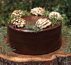 How to Make Chocolate Pine Cones