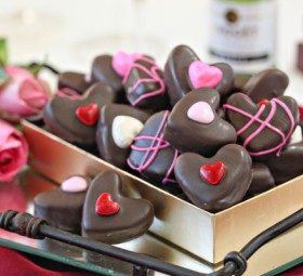 Nutella Candy Hearts