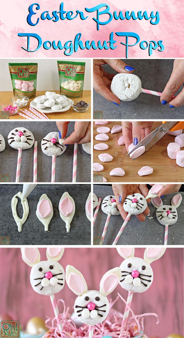 Como fazer ponche de coelhinho da Páscoa |  De OhNuts.com