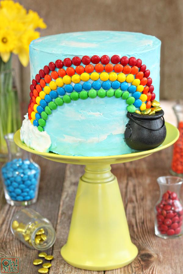 Cake Decorating Ideas Rainbow