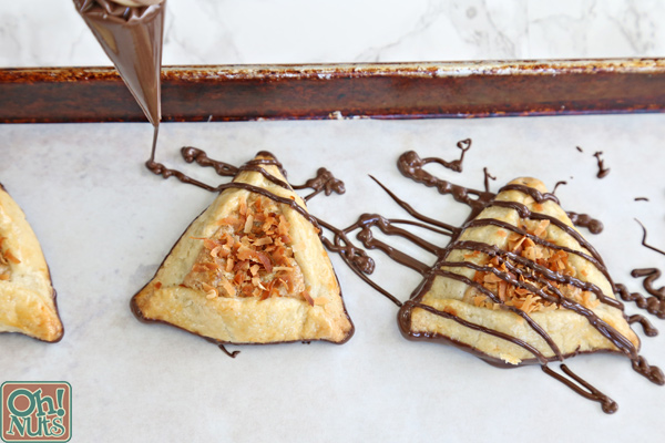 Samoa Cookie Hamantashen | From OhNuts.com